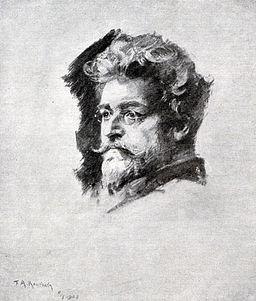 1908 FAKaulbach - Ludwig Ganghofer