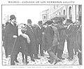 1909-03-24, Actualidades, Madrid, Llegada de los hermanos Gallito, Alba.jpg