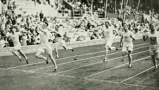 Athletics at the 1912 Summer Olympics – Mens 200 metres Olympic athletics event