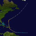 1921 Atlantic hurricane 3 track.png