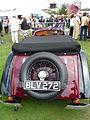 1936 Bentley 4 1 4 litre Vanden Plas Tourer (3829621320).jpg