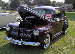 1941 ford wikipedia for 1941 ford super deluxe 4 door sedan