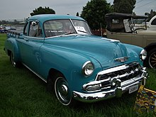 chevrolet deluxe wikipediaaustralian 1952 chevrolet styleline special coupe utility