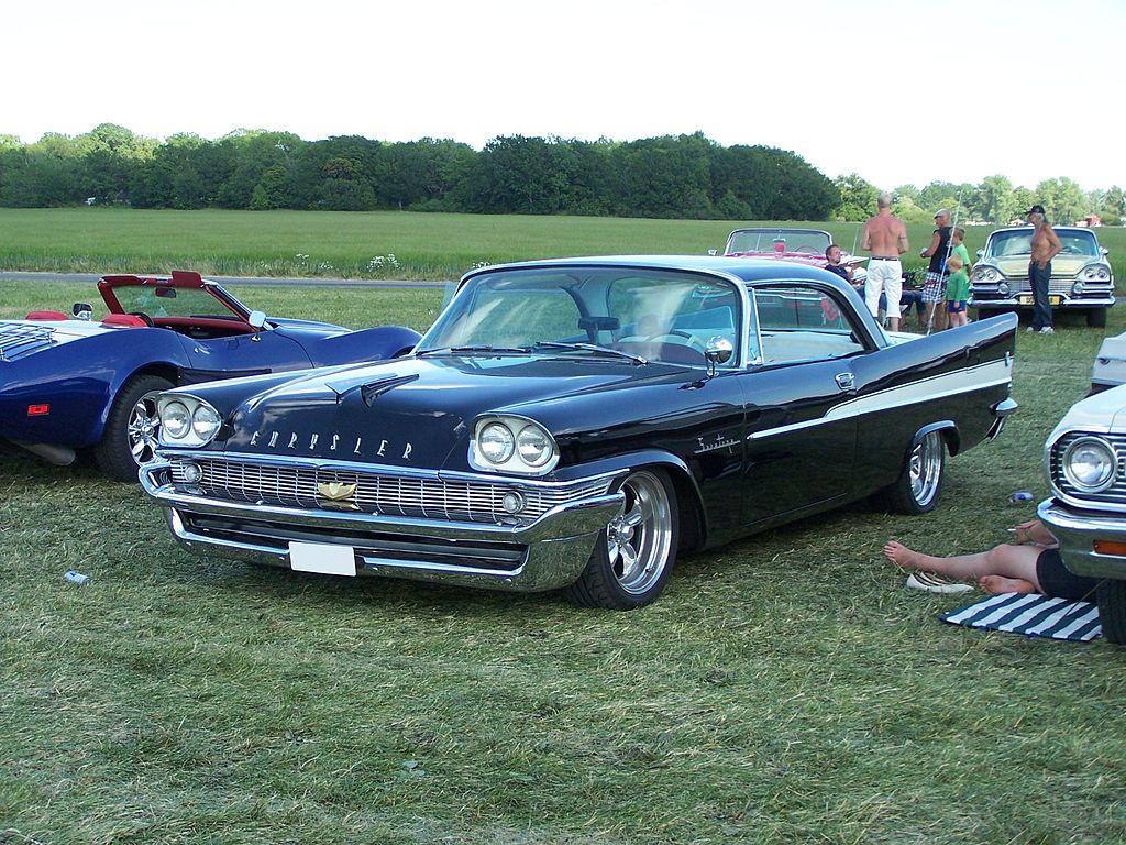 File 1958 Chrysler Saratoga Jpg Wikimedia Commons