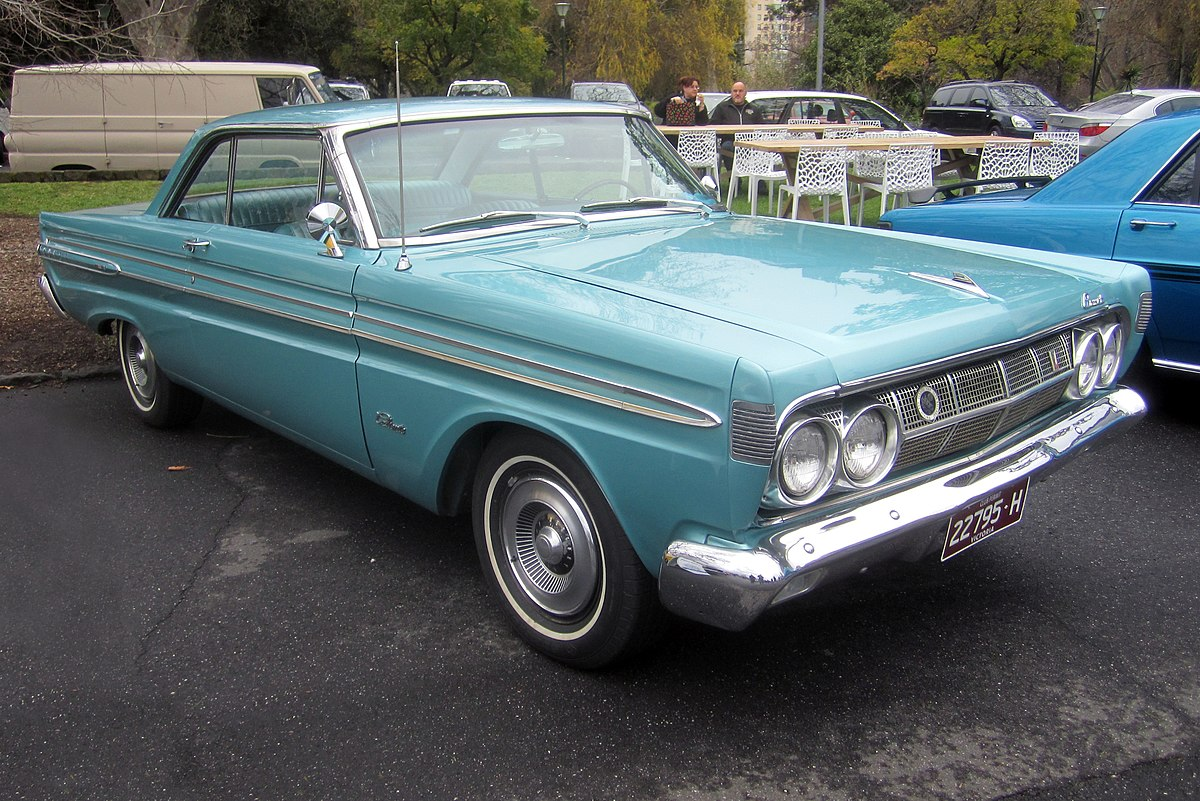 Mercury Comet Wikipedia