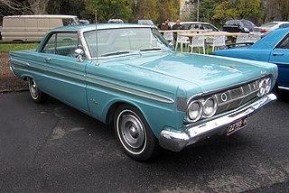 Mercury Comet Motor vehicle