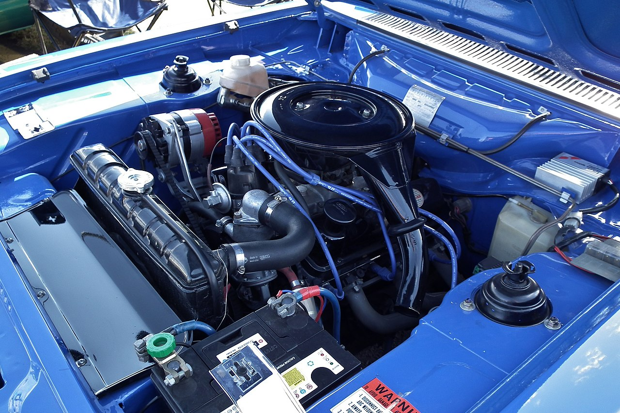 ford essex v6 engine (uk) wikiwandElectronic Ignition The Ford Capri Wiki #20