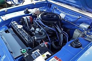 Ford Essex V6 engine (UK) - Pre-October 1971 version of the Essex V6