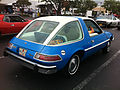 1976 AMC Pacer DL coupe blue-white 2014-AMO-NC-04.jpg