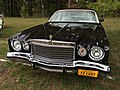 1977 Chrysler Cordoba (B-body) with Crown roof and Checkmate interior 2015 Rockville 1of6.jpg