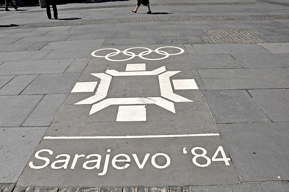 1984 Winter Olympics logo (6043301610)