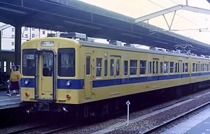 105 series - Image: 1987 3 31 kuha 104 6