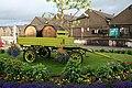 1992 casks on the cart at Macallan. - geograph.org.uk - 213412.jpg