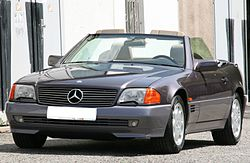 Mercedes-Benz 500 SL (1989–1993)