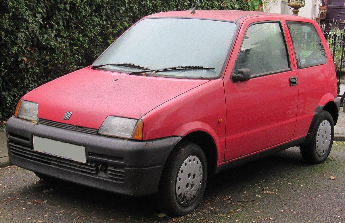 Px Fiat Cinquecento Cc