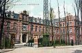 1ste Helmersstraat - Wilhelmina Gasthuis (ansichtkaart, kleur).jpg
