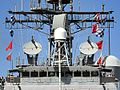 2хSPG-62 Radars CG-52 Bunker Hill 2010-04-12.jpg
