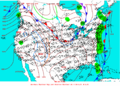 2002-11-13 Surface Weather Map NOAA.png