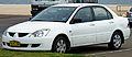 2003-2005 Mitsubishi Lancer (CH) ES sedan 02.jpg