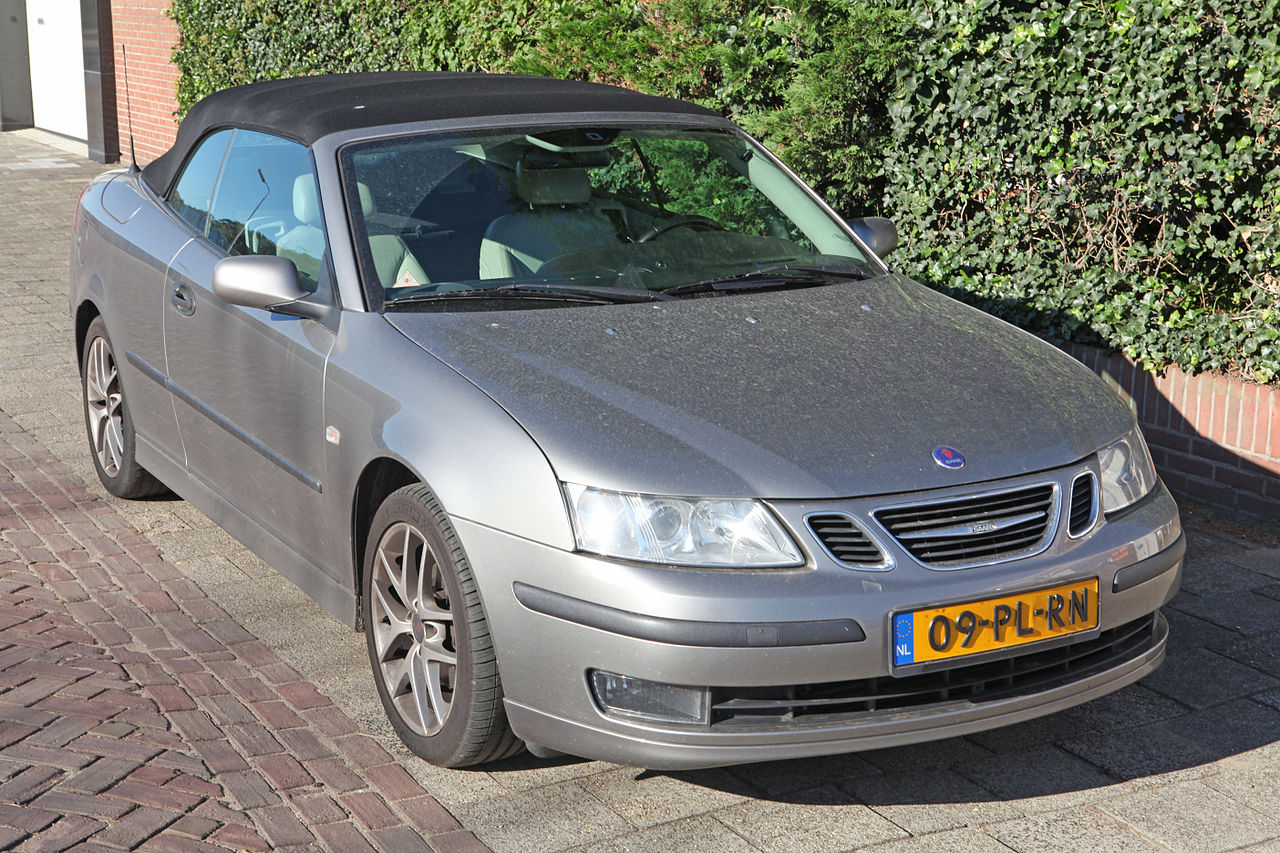 file 2004 saab 9 3 2 0 t cabriolet automatic 8128024559 jpg wikimedia commons. Black Bedroom Furniture Sets. Home Design Ideas