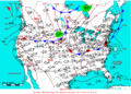 2006-07-19 Surface Weather Map NOAA.png