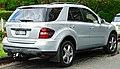 2007 Mercedes-Benz ML 320 CDI (W 164 MY08) Luxury wagon (2011-11-18) 02.jpg