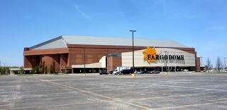 Fargodome Stadium in Fargo, North Dakota