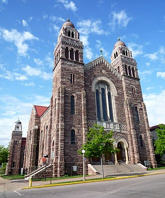 Marquette, Michigan - St. Peter Cathedral