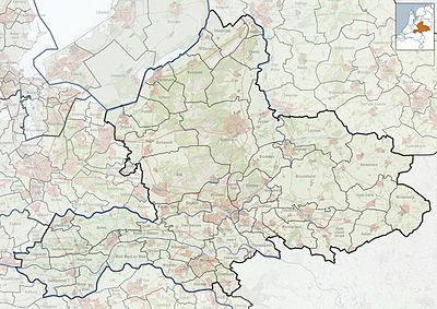 TemplateLocation map Netherlands Gelderland Wikipedia