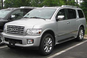 Infiniti Cars Qx Price