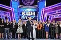 2011-11-13 Владимир Путин на юбилейном выпуске передачи КВН-50 (05).jpeg