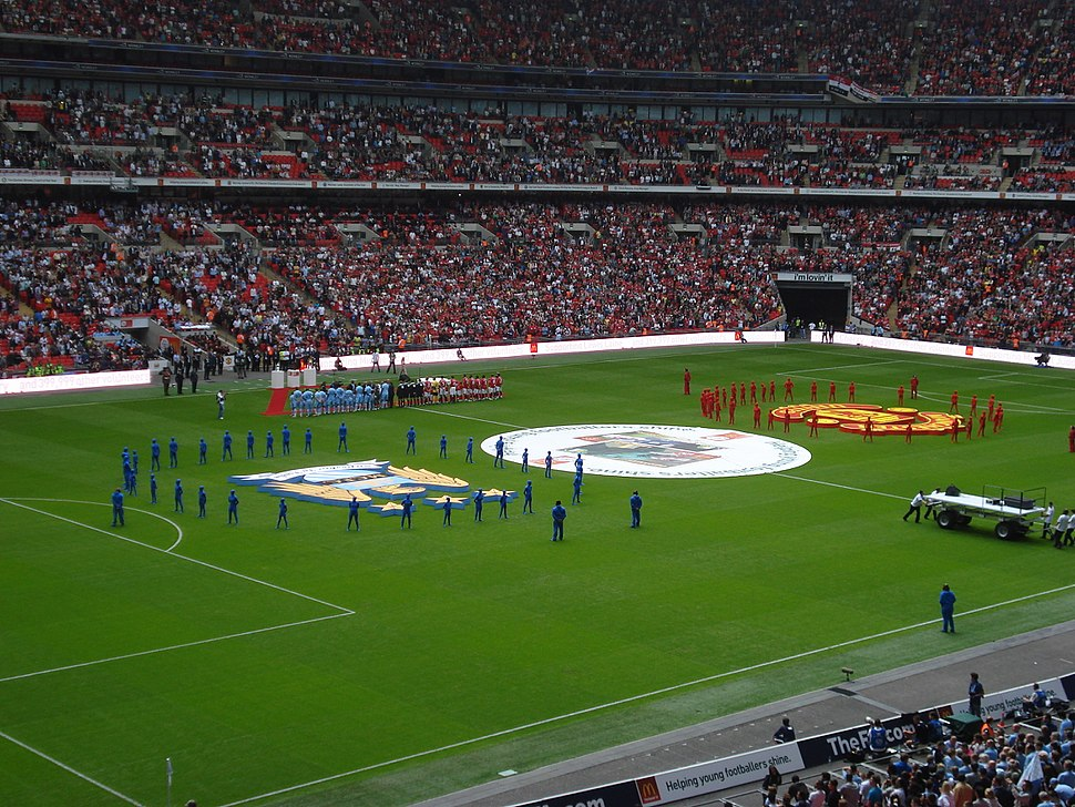 2011 Community Shield Teams