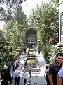 2011 bazaar entrance Tehran 5938582139.jpg