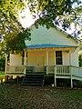 2012-04-24 Stewart County; Louvale, GA - Louvale Church Row - Antioch Institute.jpg