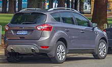 2012 Ford Escape For Sale >> Ford Kuga - Wikipedia