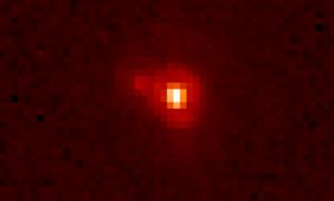 (55637) 2002 UX25 - Image: 20131105 2002 UX25 hst