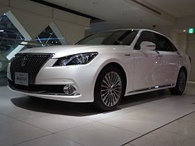 Amazing Toyota Crown Majesta