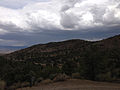 2014-07-28 13 17 19 View west from the fossil shelter in Berlin–Ichthyosaur State Park, Nevada.JPG