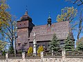 2014 Powiat wodzisławski, Łaziska, Kościół Wszystkich Świętych 11.jpg