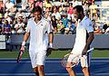 2014 US Open (Tennis) - Tournament - Michael Llodra and Nicolas Mahut (15131734255).jpg