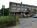 2015 London-Woolwich, Greyhound.JPG
