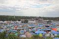2015 Woodstock 036 Pole namiotowe.jpg