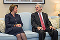 2016-03-22 Senator Amy Klobuchar meets with Merrick Garland 07 (cropped).jpg