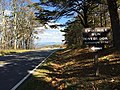 2016-10-24 12 34 02 Sign for the Two Mile Run Overlook along Shenandoah National Park's Skyline Drive in Rockingham County, Virginia.jpg