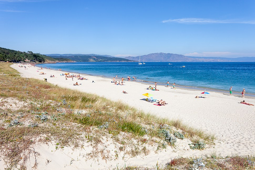 2016. Praia da Langosteira. Fisterra. Galiza-2