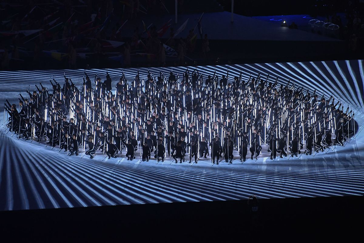 2016 summer paralympics opening ceremony wikipedia