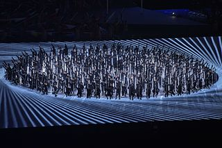 2016 Summer Paralympics opening ceremony