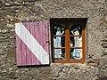 2017-09-09 (166) Window at Burg Oberkapfenberg, Kapfenberg, Austria.jpg