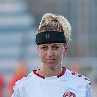 Janni Arnth Danish female footballer