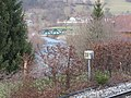 2018-01-28 (230) Railway kilometer sign at Mariazellerbahn in Kirchberg an der Pielach.jpg